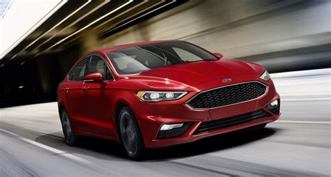 ford fusion 2017 ford fusion sport arrives with 325hp 380 lb ft turbo v6