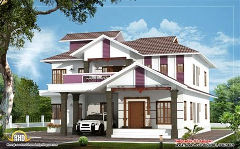 stunning march 2012 kerala home design and floor plans beautiful duplex house 2404 sq ft kerala home design