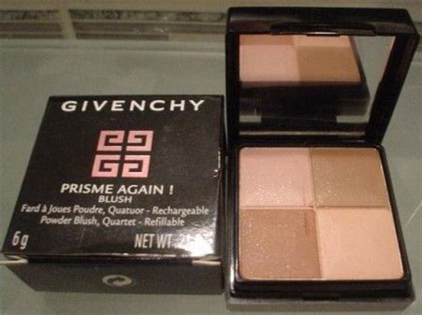 Givenchy Prisme Again Arty Color Blush Quartet by Givenchy Givenchy Prisme Again Blush 05 Smiling Brown