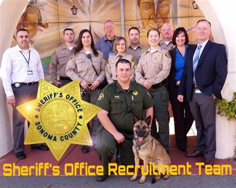 Sonoma County Sheriff Arrest Records Careers Sonoma County Sheriff S Office