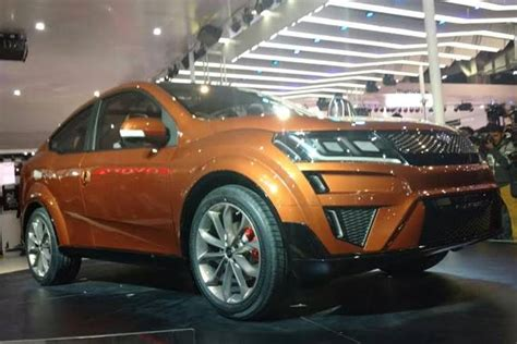 xuv500 design concept mahindra s coupe inspired xuv aero unveiled at the 2016