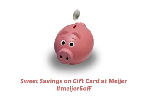 Can I Use A Meijer Gift Card For Gas - fill their easter baskets with gift cards they love meijer5off it s free at last