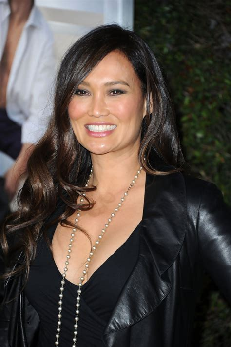 luciana strings attached more pics of tia carrere leather coat 1 of 6 tia