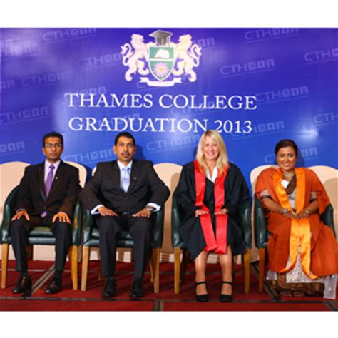 thames college colombo cth news thames college management students graduate