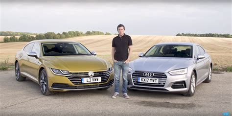 Vw Und Audi by Is The 2018 Volkswagen Arteon A Slice Of The Audi