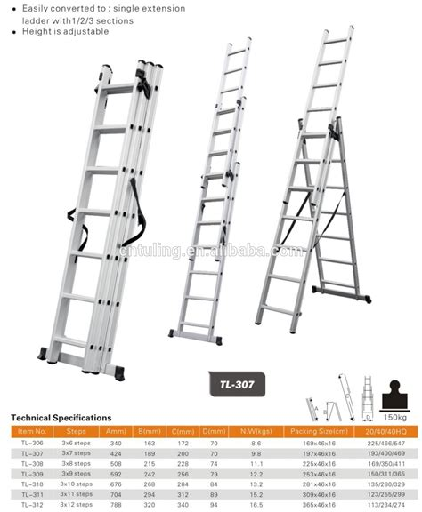 tree stand ladder sections combination ladder with 3 section extension ameristep tree