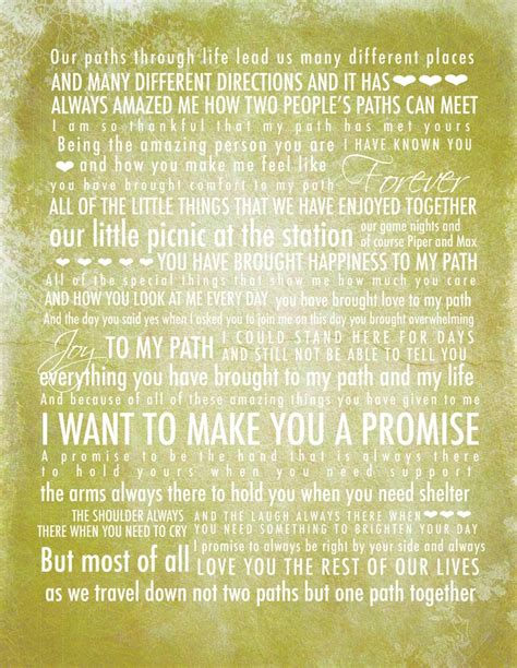 Personalizing Your Wedding Vows by 17 Best Images About Wedding Vows On