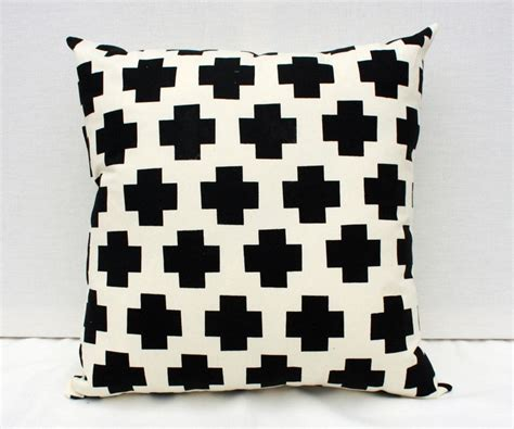 Etsy The Pattern Repeat | me plus you black and natural plus sign repeat pattern