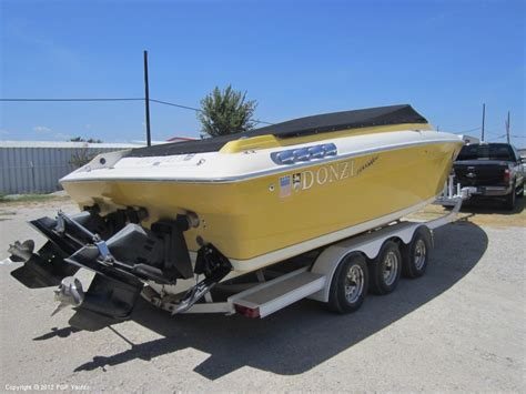 donzi black widow boats for sale boats for sale used boats yachts for sale boatdealers ca
