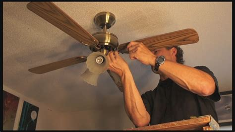 how to fix ceiling fan chain video how to repair a ceiling fan s new pull chain and
