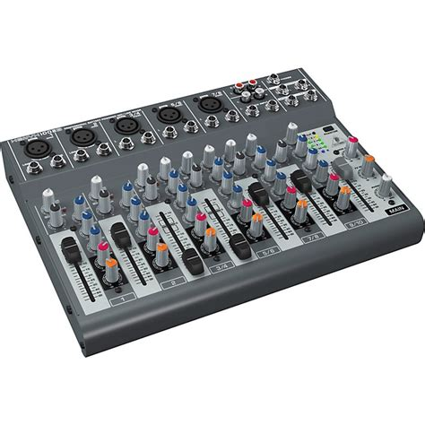 Mixer Behringer Mini behringer xenyx 1002b 5 channel compact mixer music123