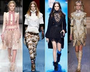 Current Trends 2017 by Fall Winter 2016 2017 Latest Fashion Trends Cinefog