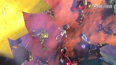 Qq Ori 140 多种僵尸登场 植物大战僵尸 花园战争曝新预告 游戏 腾讯网