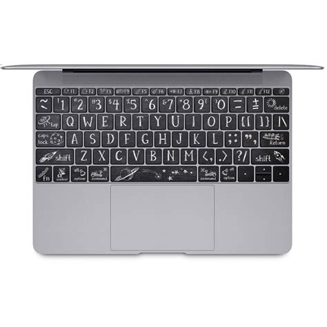Aufkleber Macbook Tastatur by Space Astronomy Blackbroad Tastatur Aufkleber F 252 R Macbook