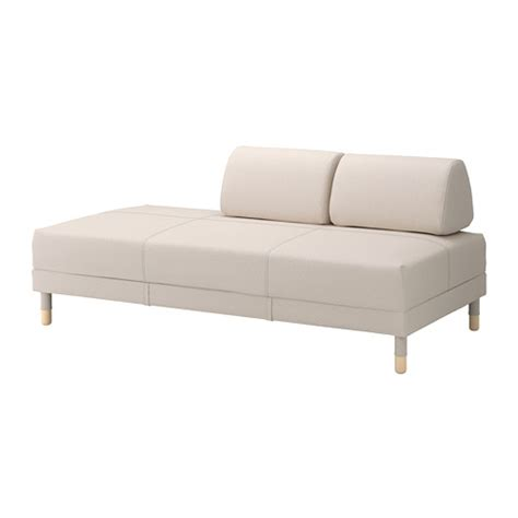 Futon Bettsofa by Flottebo Sofa Bed Lofallet Beige Ikea