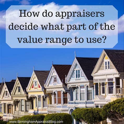 how appraisers reconcile value birmingham appraisal