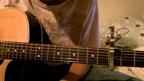 coldplay ultimate guitar coldplay the scientist acoustic guitar lesson youtube