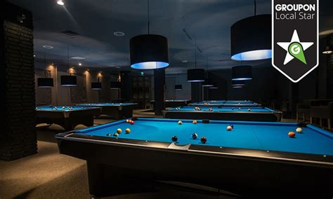 house of pool house of pool w warszawa groupon