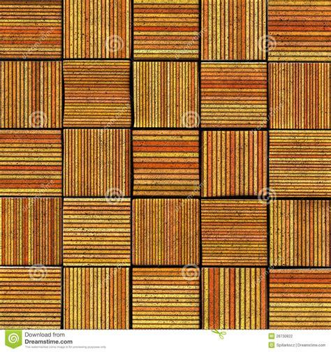 fliese orange abstrakter gestreifter hintergrund der fliese 3d im orange