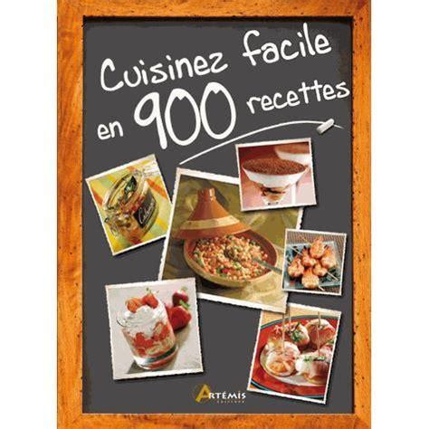 cuisinez facile cuisinez facile en 900 recettes achat vente livre
