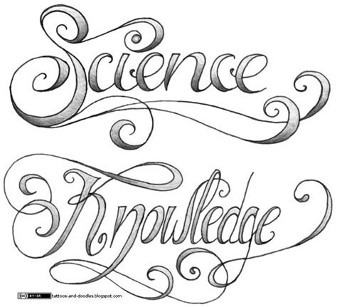 doodle how to make knowledge 47 best lettering images on to draw writing