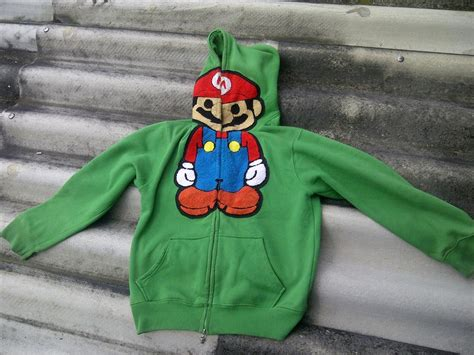 Jual X Bape bape baby milo x mario zip up hoodie kaskus the largest community