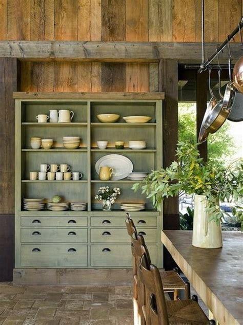 50 modern country house kitchens ? kitchen design, rustic kitchen furniture   Interior Design