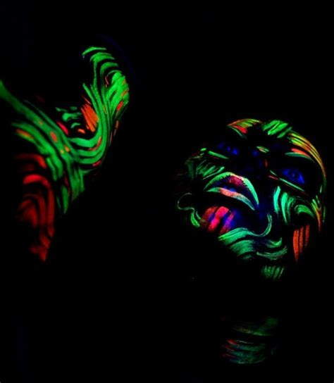 glow in the dark neon tattoo 25 best glow in the dark tattoos images on pinterest