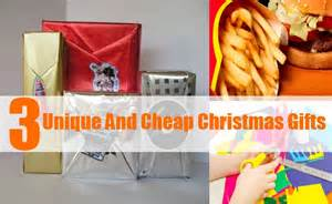 Unique Christmas Gifts by Unique And Cheap Christmas Gifts Best Budget Christmas