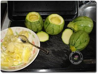 zucchine tonde come cucinarle zucchine tonde ripiene paperblog
