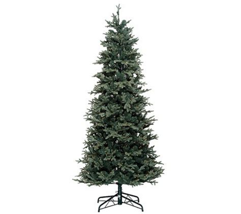 bethlehem lights 6 5 slim blue spruce christmas tree