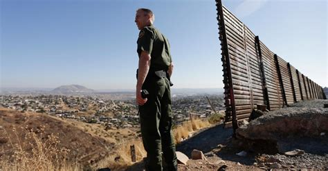 pictures of the mexico border how border patrol deals with dissent in its ranks the nation