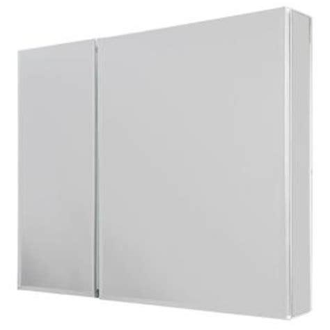 glacier bay 30 inch medicine cabinet glacier bay 26 in w x 30 in h frameless recessed or