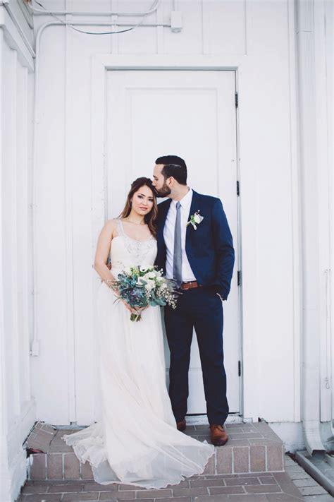 Romantic & Natural Beach Wedding Ideas   Every Last Detail