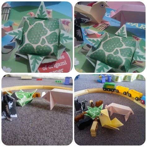 Origami Farm Animals - cico archives mummy s starsmummy s