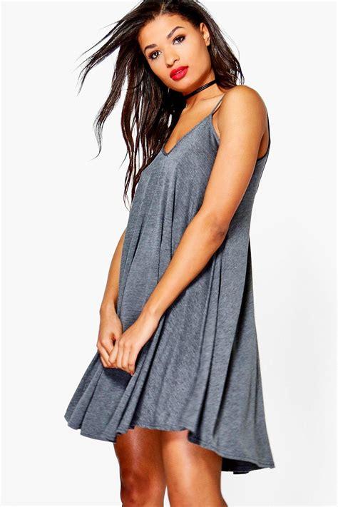 swing dresses for women boohoo womens dahlia swing dress ebay