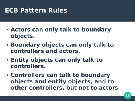rule object pattern language unified modeling language uml object oriented