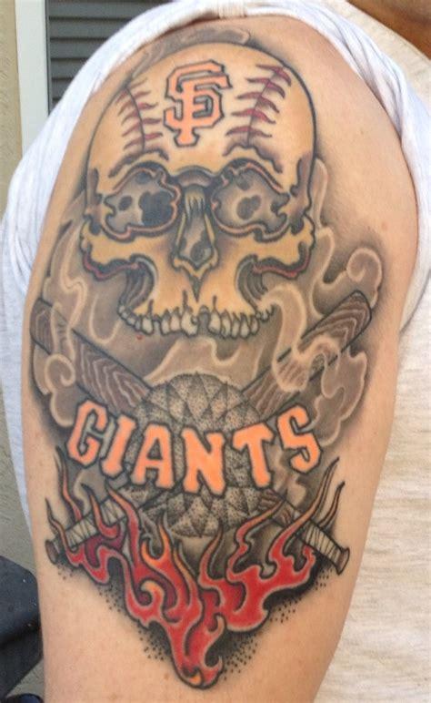 ny giants tattoo designs skull new york ideas center