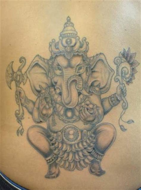 dancing ganesha warrior tattoo tattooimages biz
