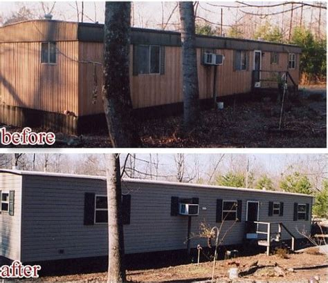 siding for trailer houses a definitive guide for choosing the best mobile home siding house and house remodeling