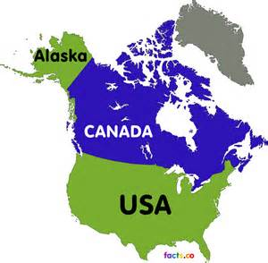 map usa canada alaska alaska map 100 more photos