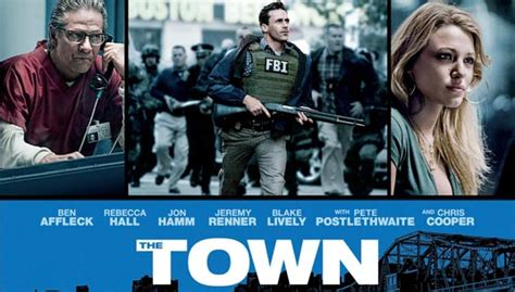 movie town brand new the town poster filmofilia