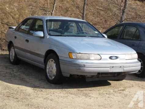 1992 ford taurus for sale 1992 ford taurus gl for sale in ellington connecticut