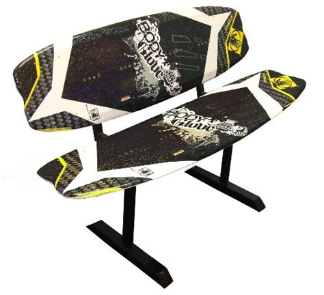 wakeboard bench wakeboarding today deals body glove demo wakeboard bench