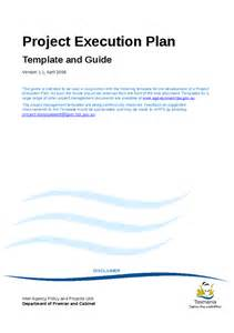 project execution methodology template project execution plan template and guide hashdoc