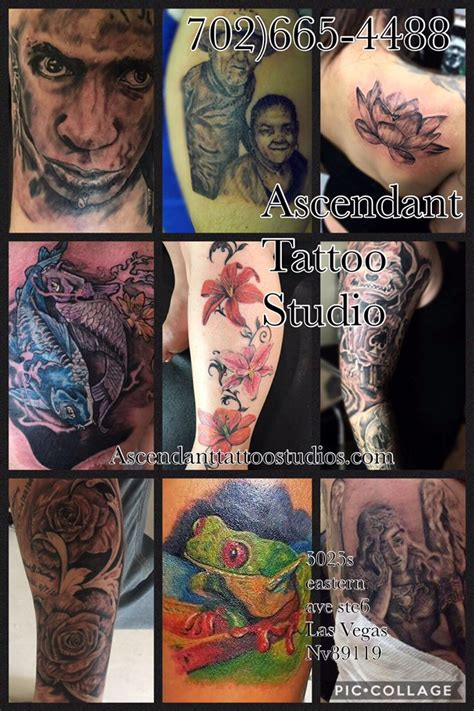 tattoo studio near me portraits realism color portraits shop las vegas
