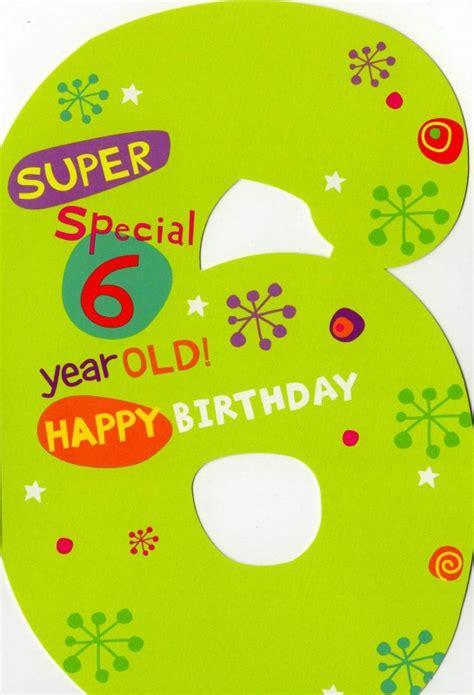 Wish You Many Many Happy Birthday Wish You A Many Many Happy Sixth Birthday