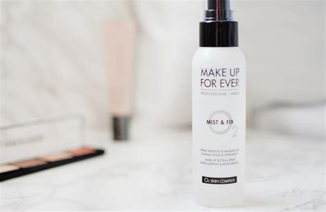 Makeup Forever Setting Spray Make Up For Mist Fix Setting Spray Review
