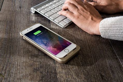 best battery cases for iphone 8 and 8 plus gear patrol