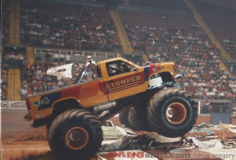 monster truck show hton coliseum bangshift com monster truck action